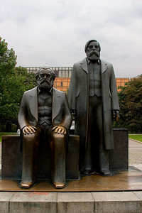 Karl Marx and Friedrich Engels (Berlin)