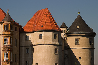 Schloss Hartenfels (Castle) in Torgau