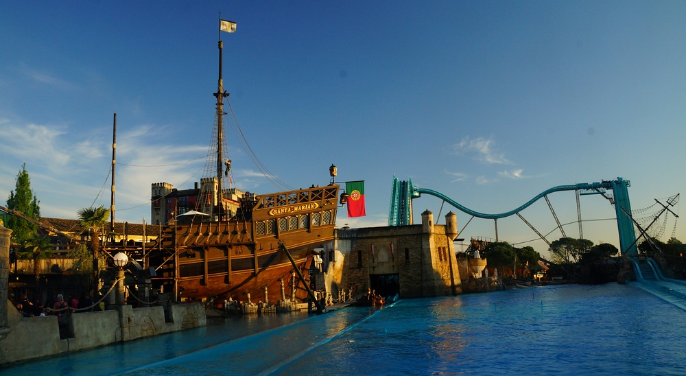 One last shot of Europa-Park before we left.