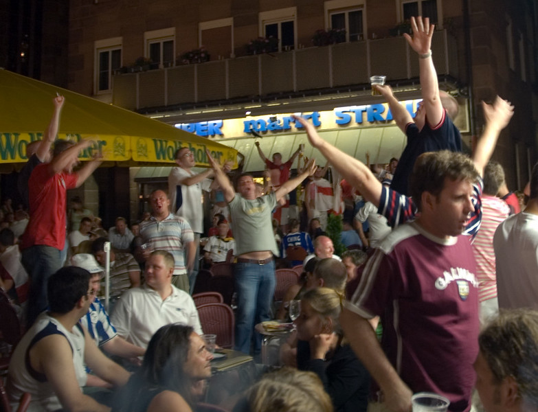 FIFA World Cup, Nuremberg, 14 June 2006