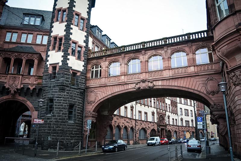 frankfurt bridge of sighs