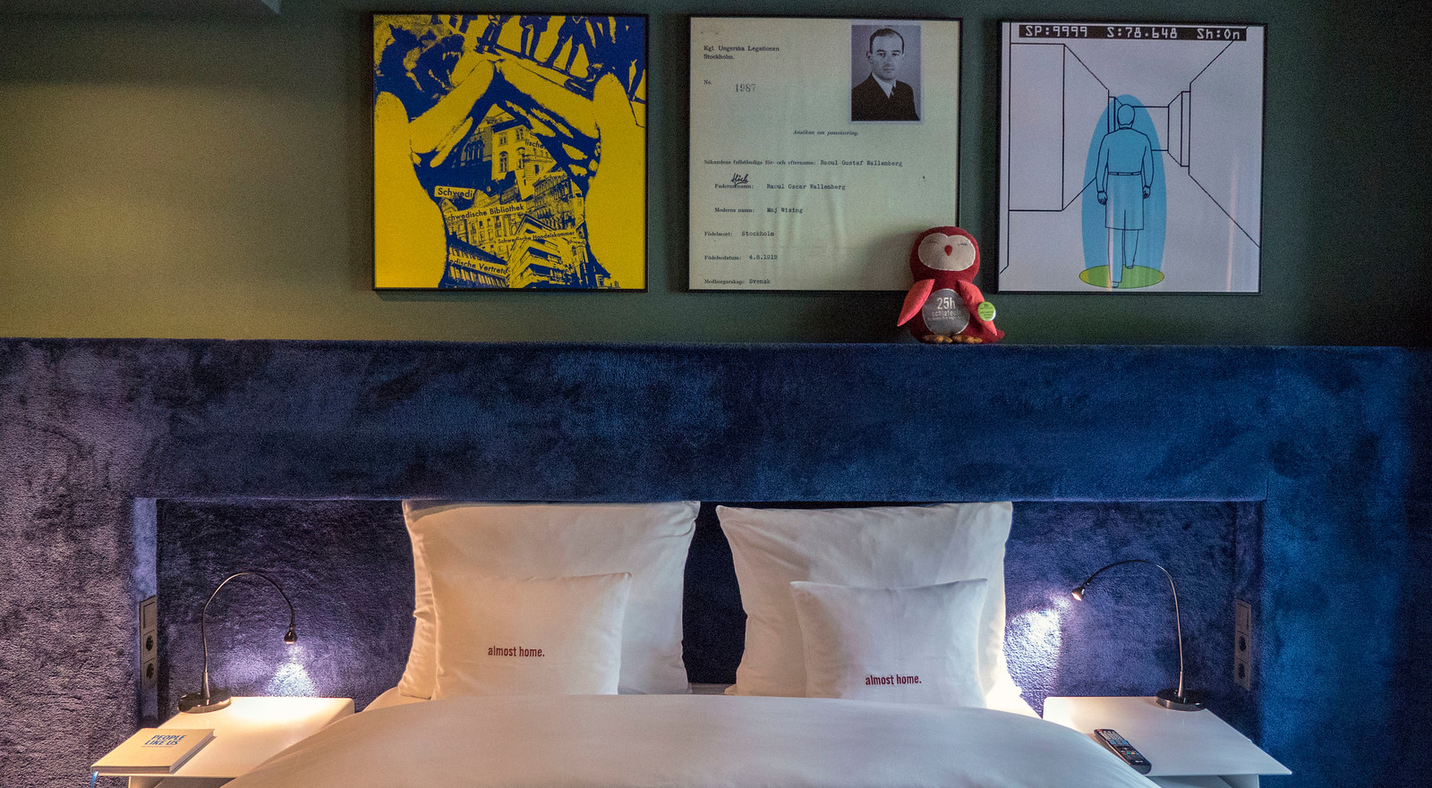 25Hours Hotel The Goldman: Artsy Place to Stay in Frankfurt