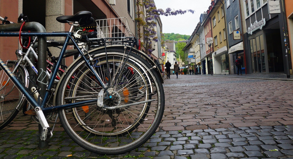 One thing I love about Germany in general is how bicycle friendly the streets are in every city I've ever visited. Whether it be Berlin or Freiburg it's a great idea to rent a bike and explore.