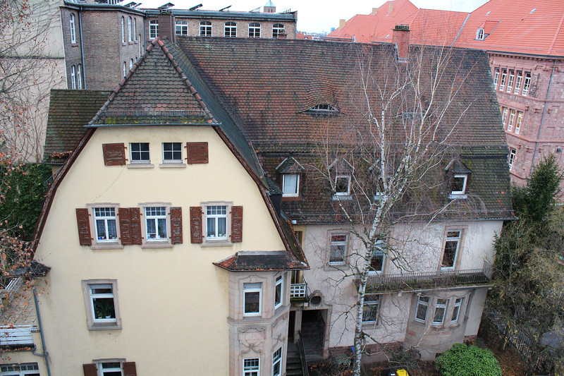 Germany, Heidelburg, German House