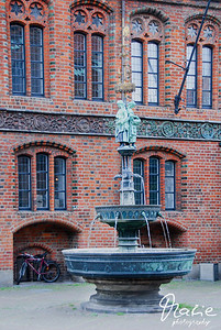 hannover - altstadt - historic center