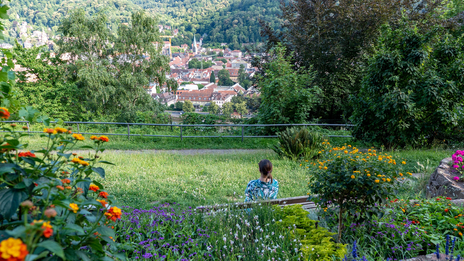 Spectacular Things to Do in Heidelberg Germany - The Philosopher's Walk (Philsophenweg)