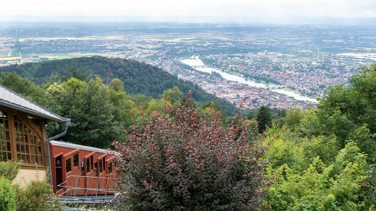 Spectacular Things to Do in Heidelberg Germany - Konigstuhl