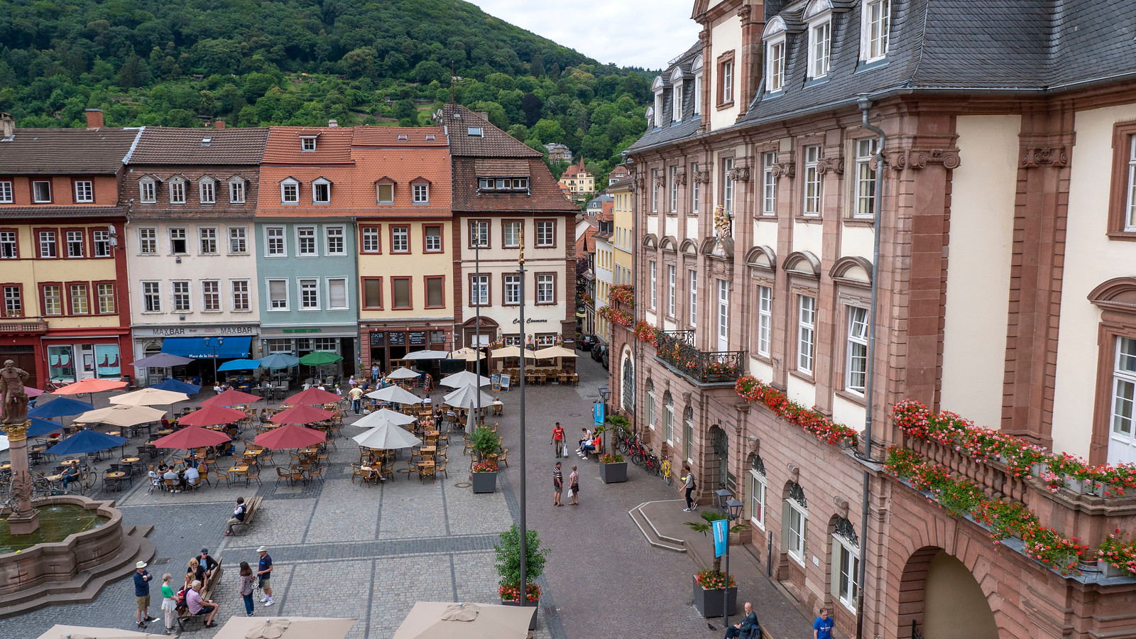 Spectacular Things to Do in Heidelberg Germany - Hotel Goldener Falke