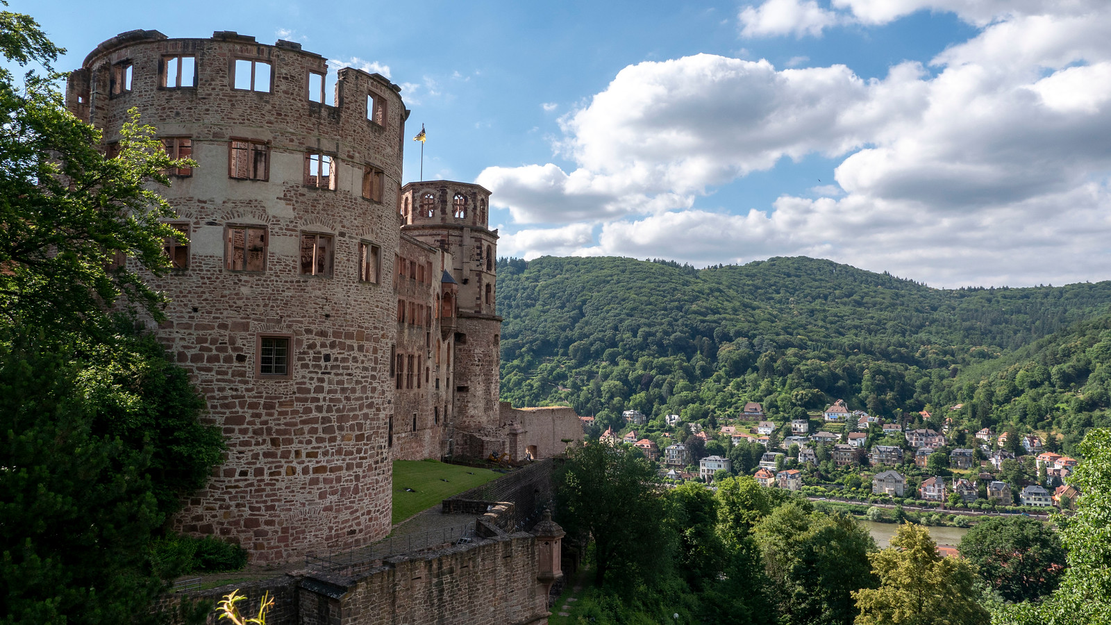 Spectacular Things to Do in Heidelberg Germany - Heidelberg Castle ruins and views