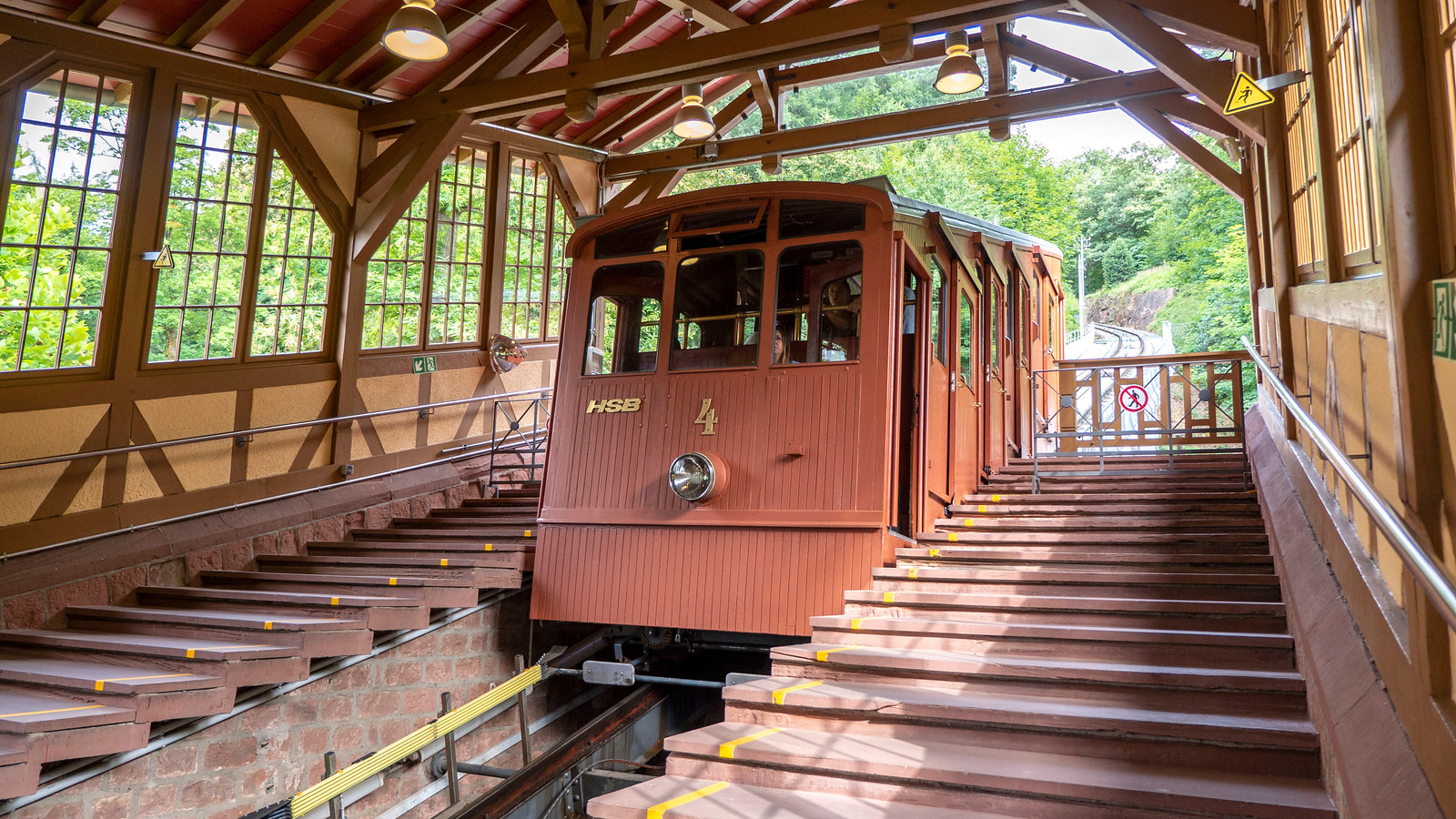 Spectacular Things to Do in Heidelberg Germany - Konigstuhl funicular