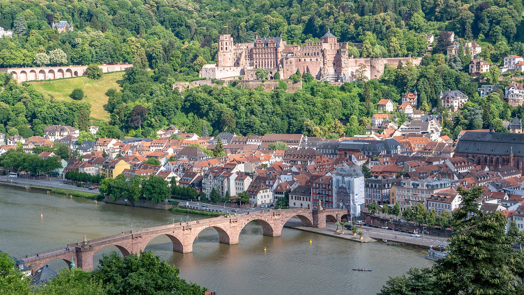 Best cities in Europe: Heidelberg, Germany