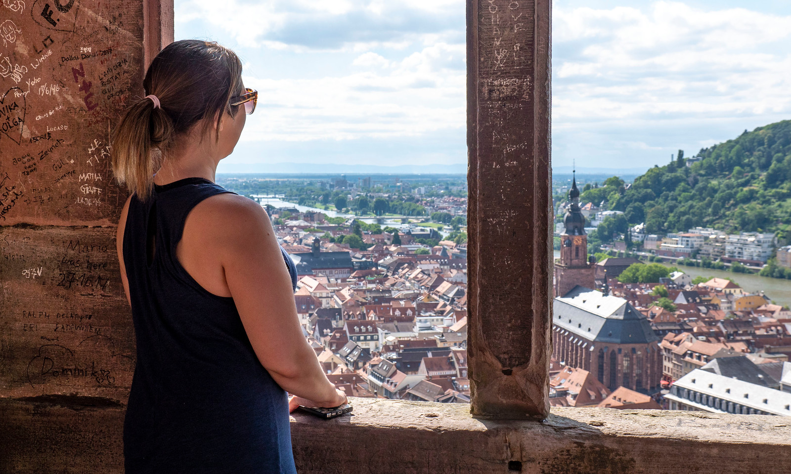Spectacular Things to Do in Heidelberg Germany - Heidelberg Castle View