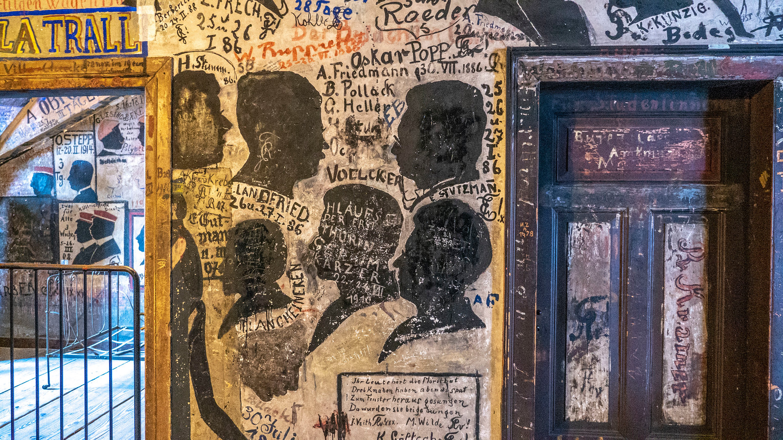 Spectacular Things to Do in Heidelberg Germany - Student Prison - Studentenkarzer