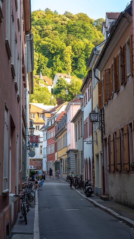 Spectacular Things to Do in Heidelberg Germany - Old Town / Altstadt