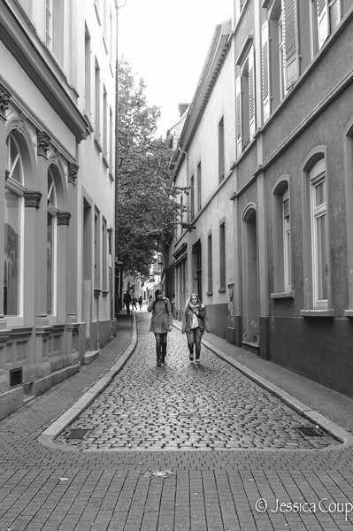 A Stroll in Old Town