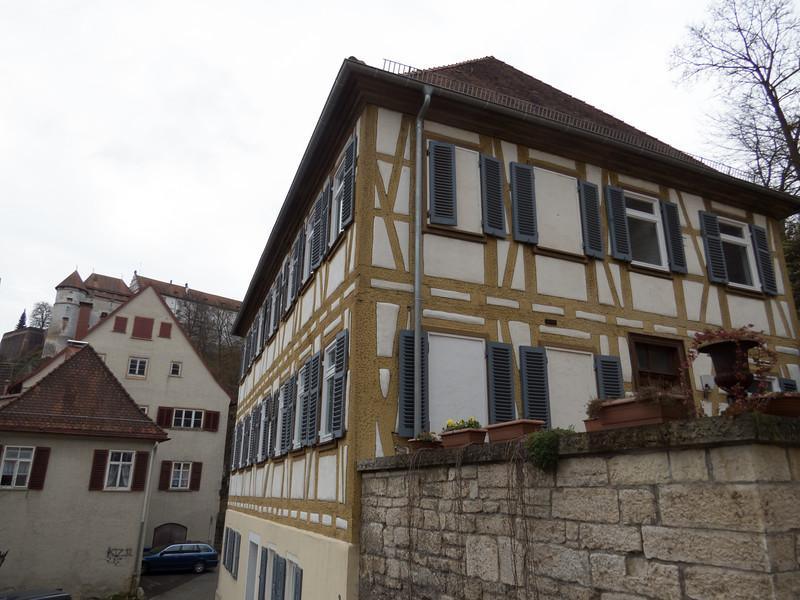 Neat facade