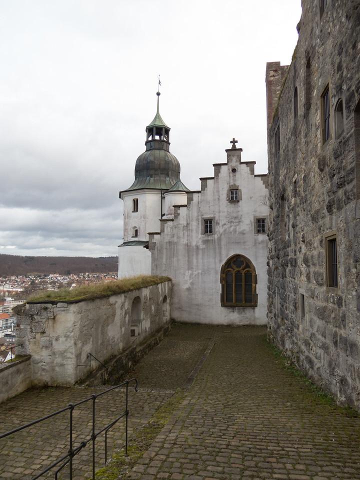 Hellenstein Castle