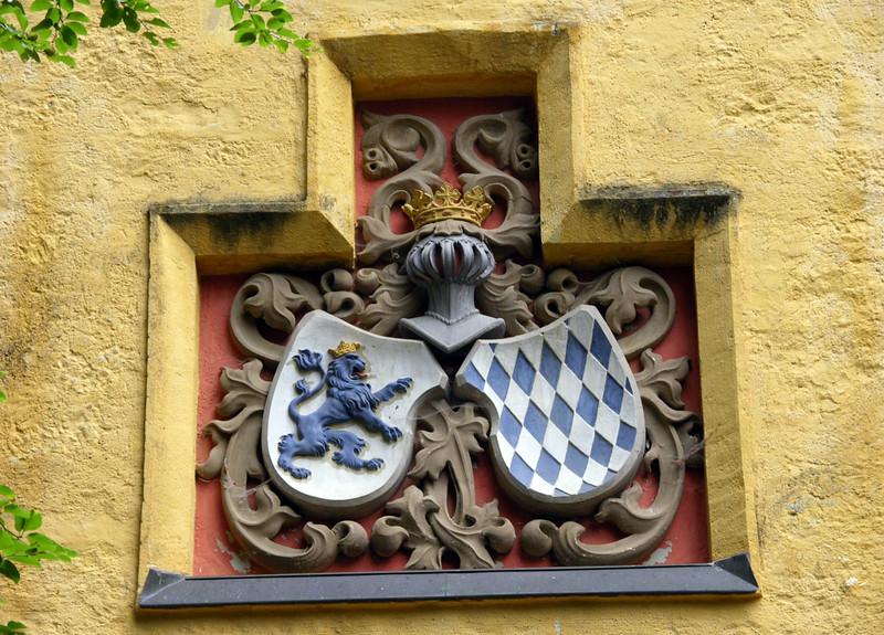 Hohenschwangau, Bavaria, 22 June 2004 2.