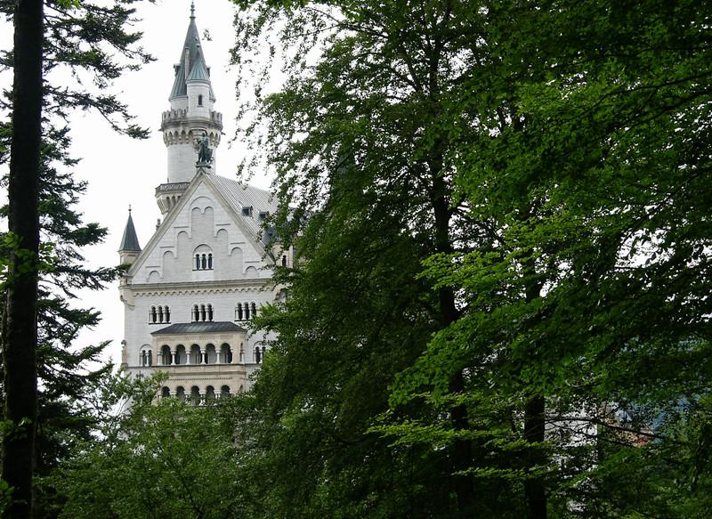 Newschwanstein, Bavaria, 22 June 2004 1.