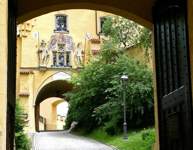Hohenschwangau, Bavaria, 22 June 2004 3.
