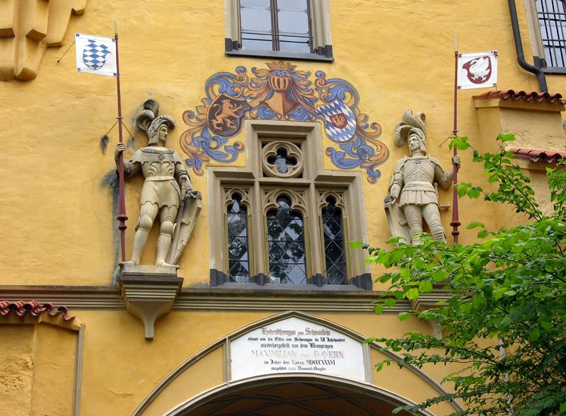 Hohenschwangau, Bavaria, 22 June 2004 4.