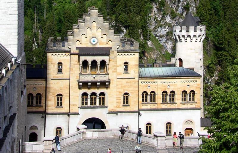 Newschwanstein, Bavaria, 22 June 2004 4.