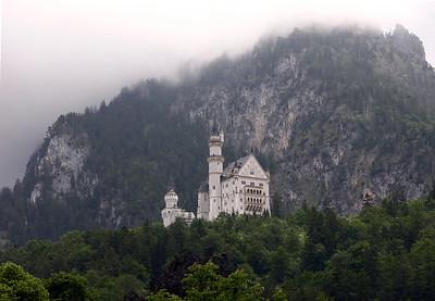 Bavaria: Hohenschwangau and Neuschwanstein castles