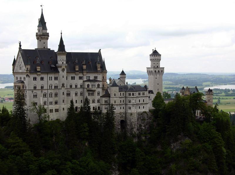 Newschwanstein, Bavaria, 22 June 2004 3.
