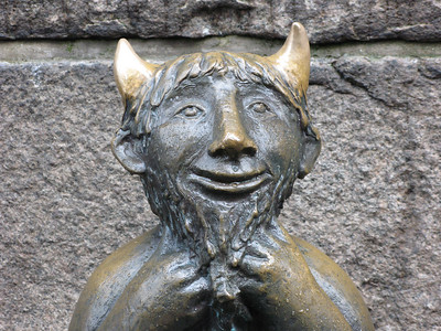The Devil, Marienkirche