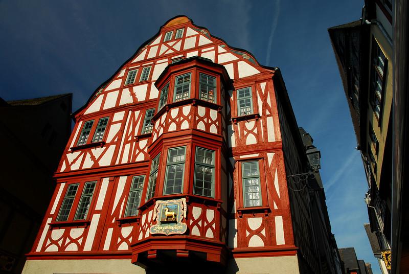 Limburg/Lahn (Germany) September 2010