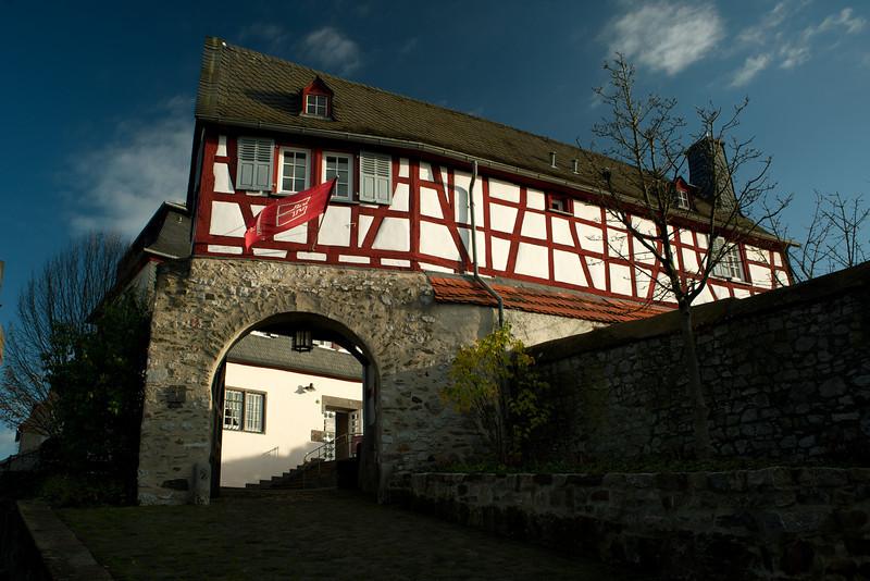 Limburg/Lahn (Germany) November 2013