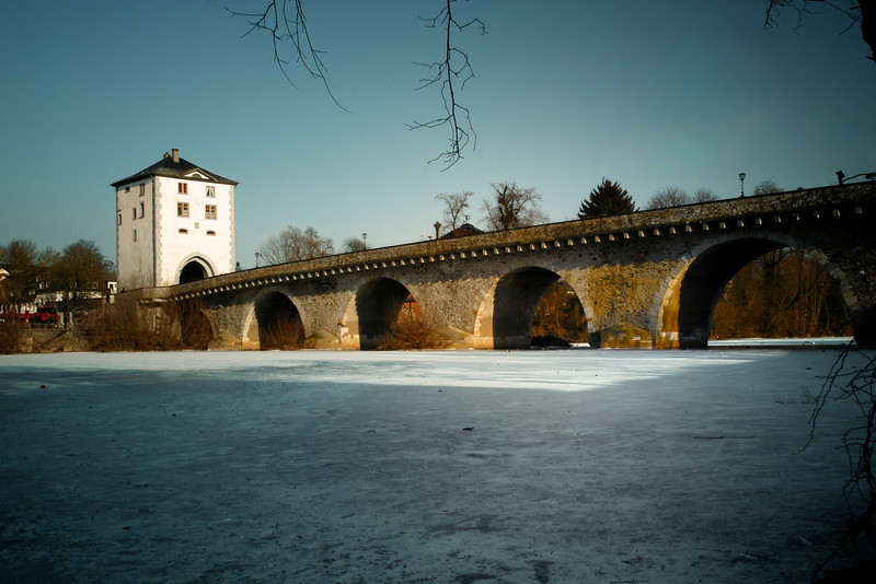 Limburg/Lahn (Germany)  February 2012
