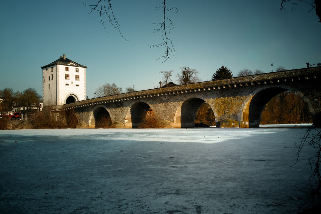 Limburg/Lahn (Germany)  February 2012