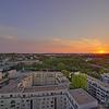 Sonnenuntergang - Impressionen aus Mülheim a.d. Ruhr, Ruhrgebiet , NRW