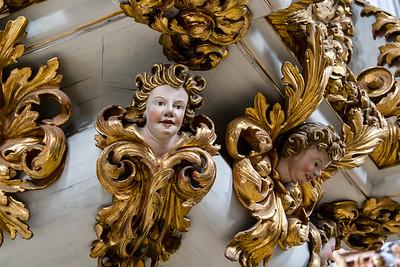 germany, münich, architecture, church, renaissance, saint michaels