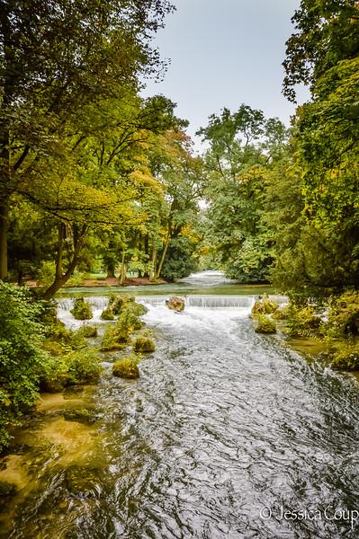 Stream in the Park
