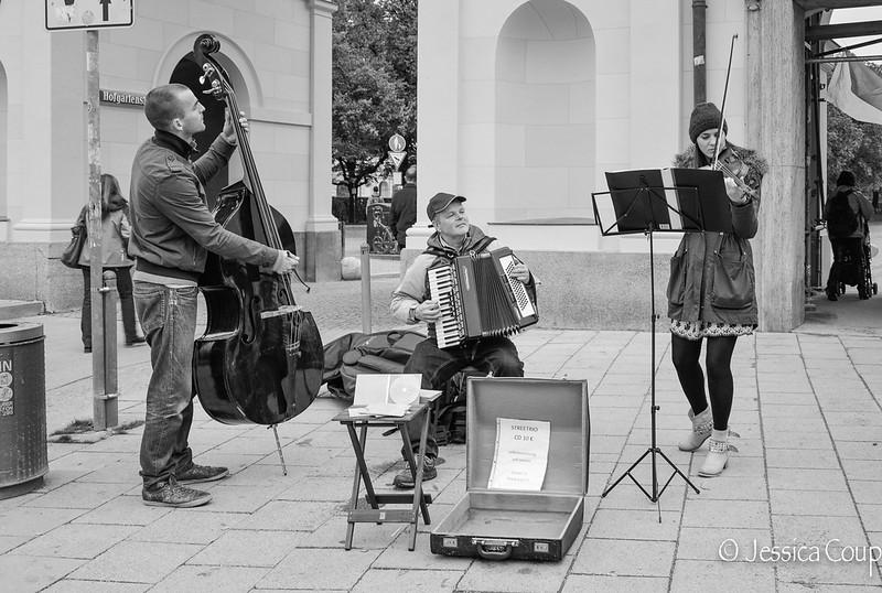 Street Musicans