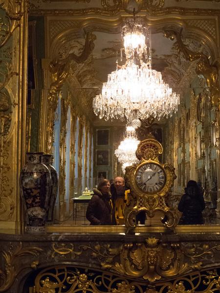 Munich Residence mirror