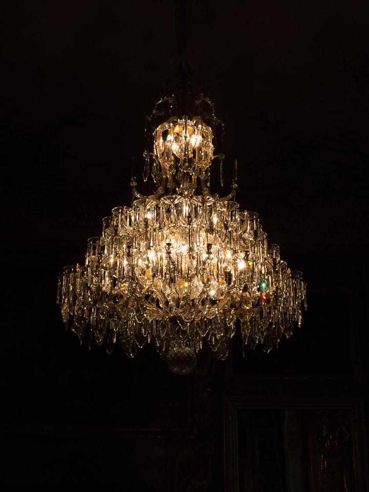 Munich Residence chandelier