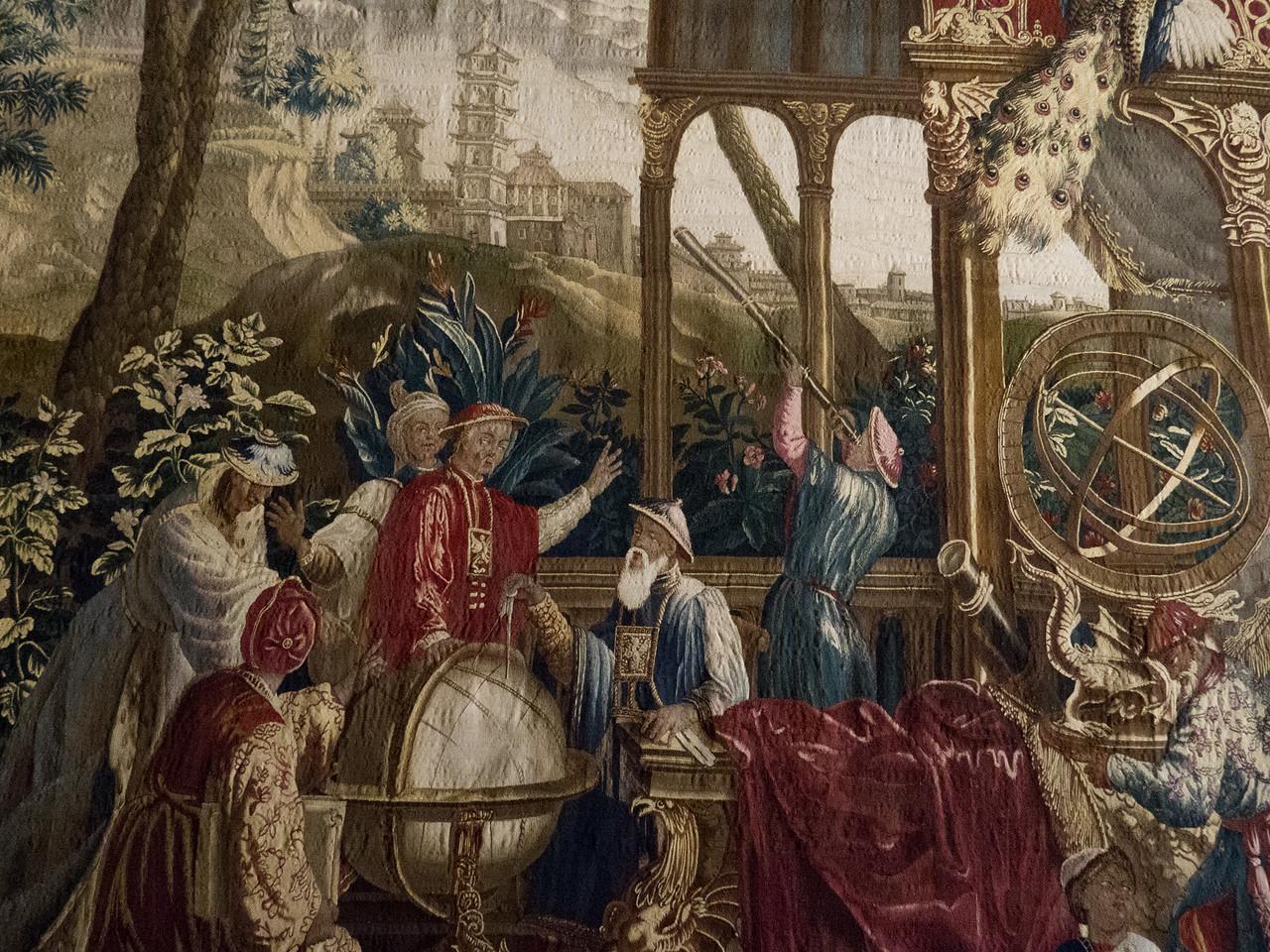 Munich Residence tapestry