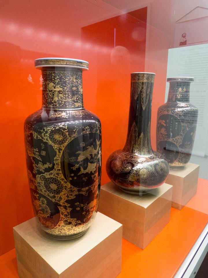 Munich Residence vases