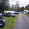 Campsite in Munich