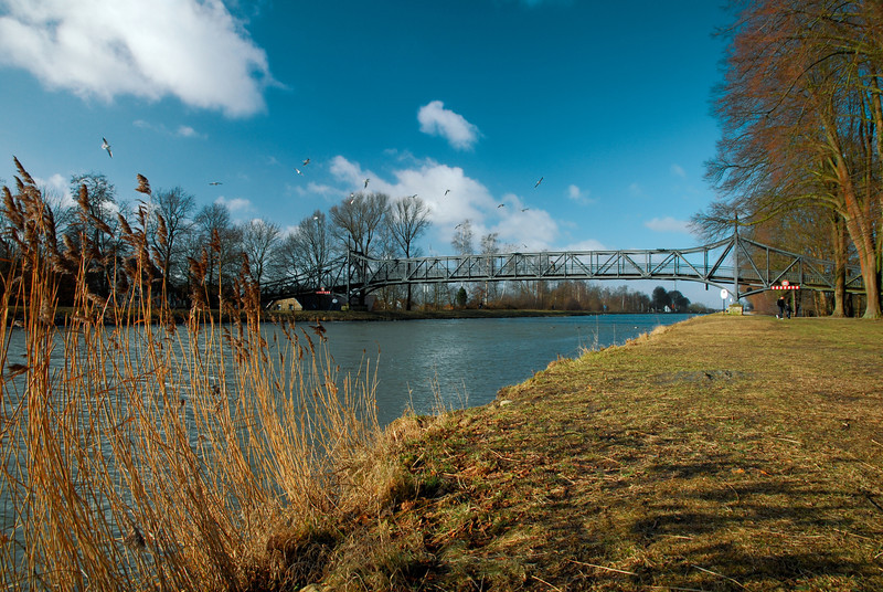 Hörstel-Bergeshövede (Germany) February 2012