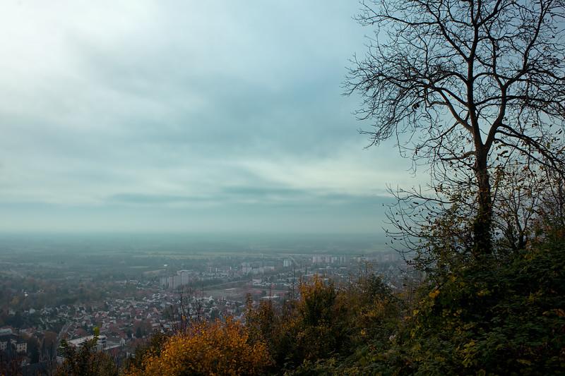 Heppenheim (Germany) November 2014