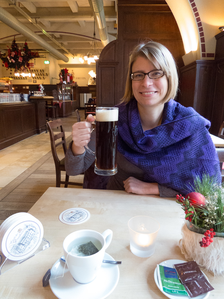 Enjoying Fürstliches Brauhaus