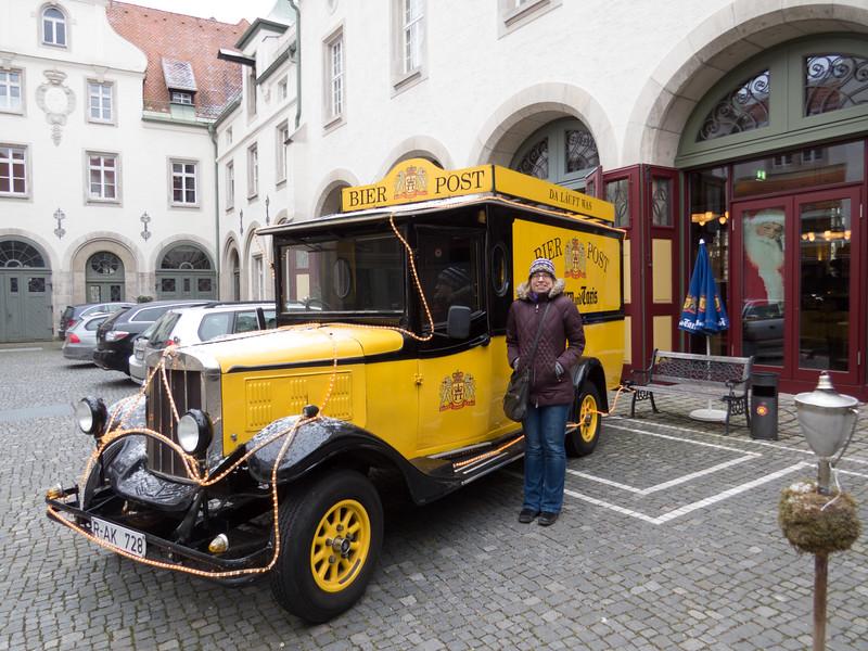 Outside Fürstliches Brauhaus