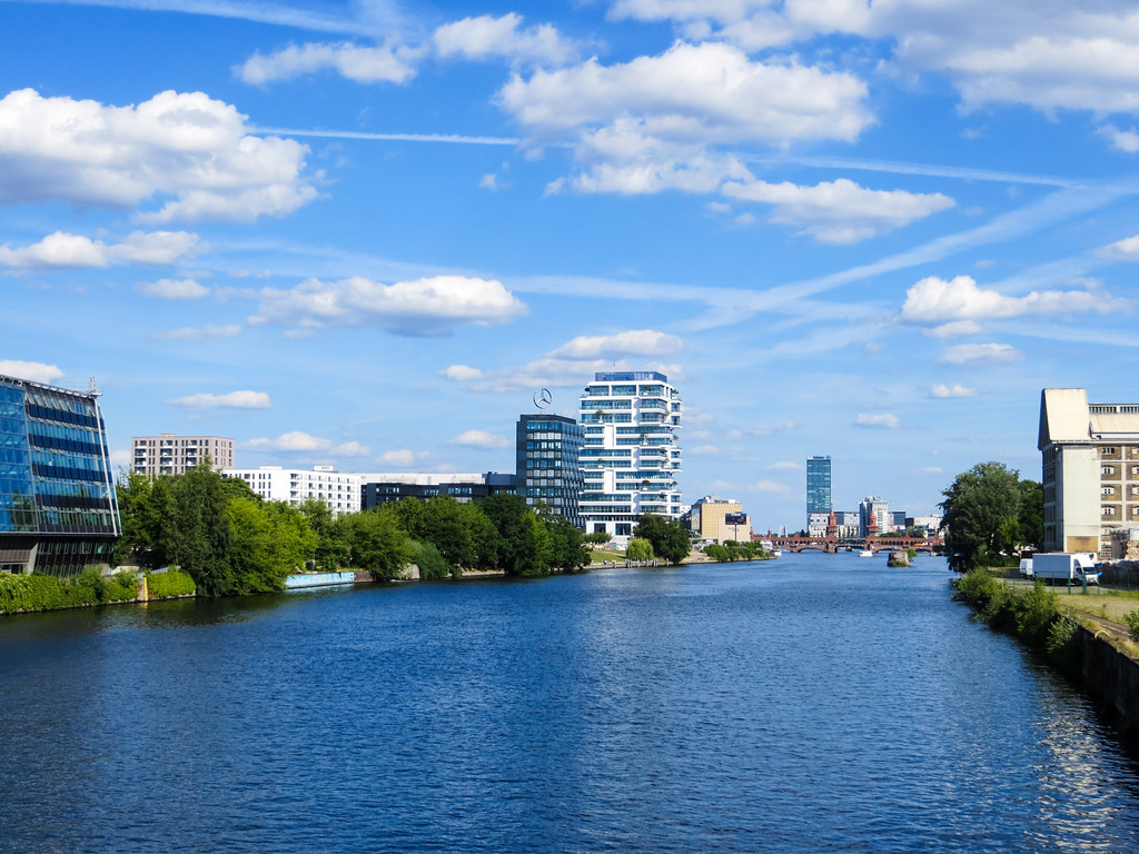 enjoy spending a weekend in berlin by seeing the water