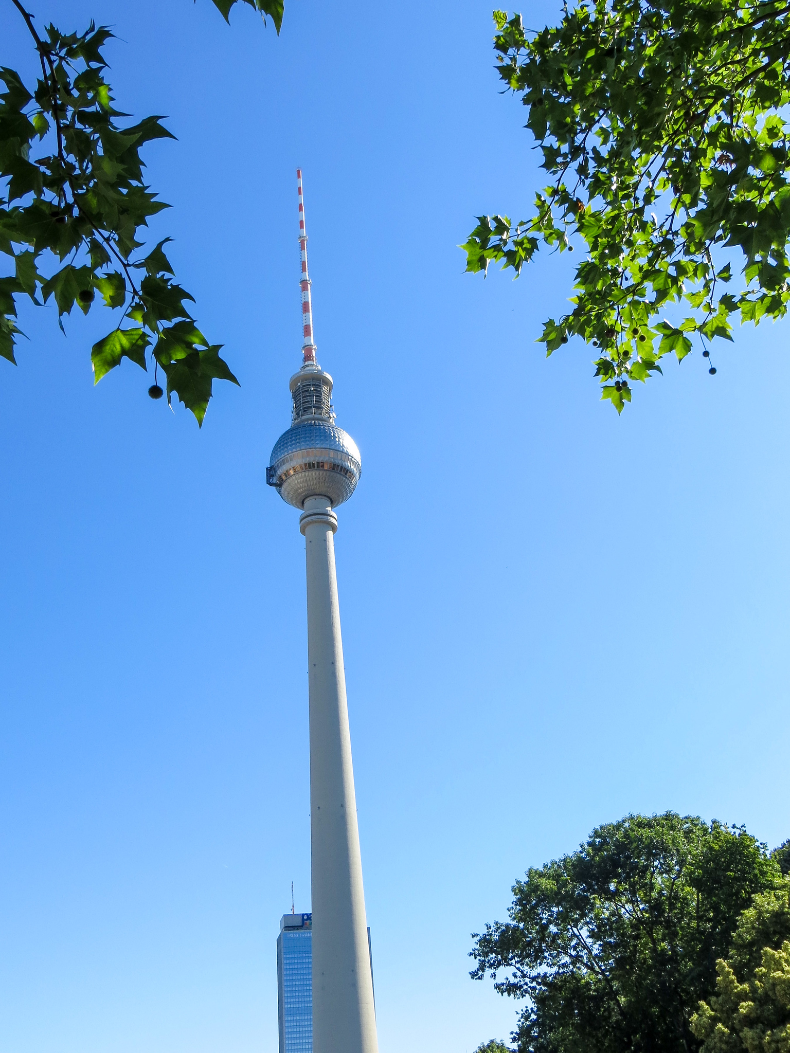 see the tv tower on your solo trip to berlin