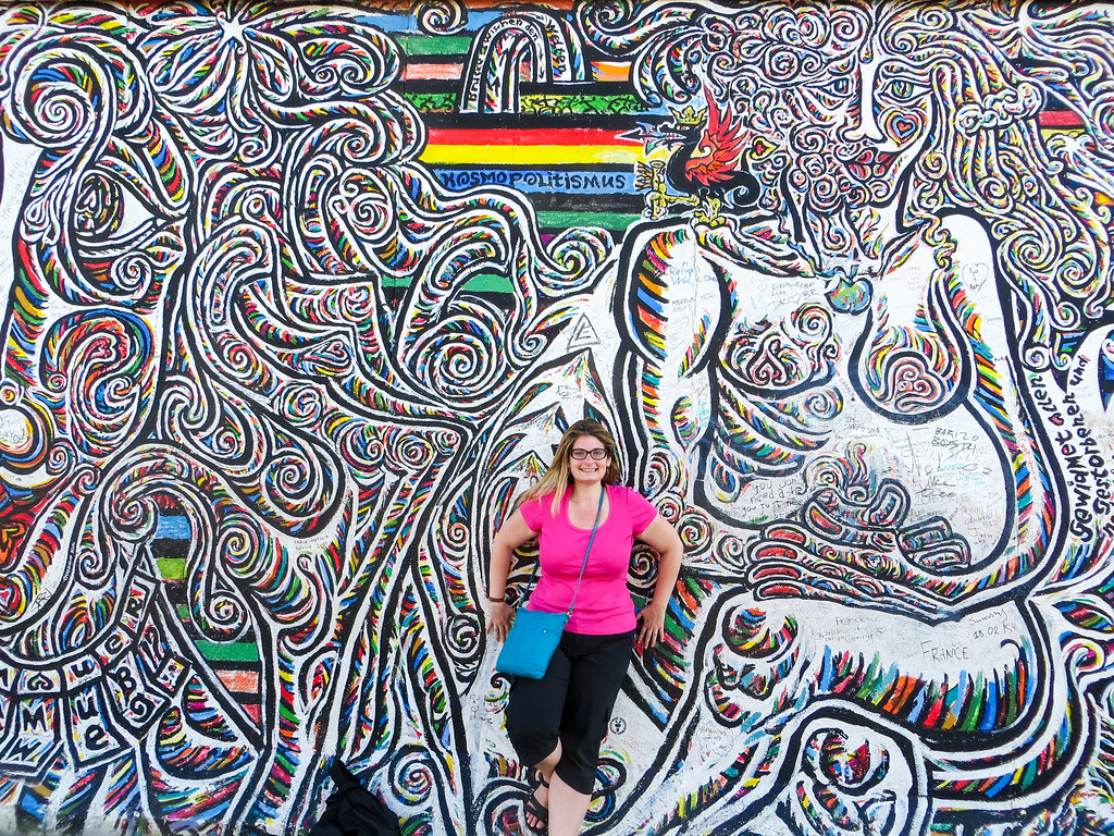 Your 2 days in Berlin itinerary should include the Eastside Gallery
