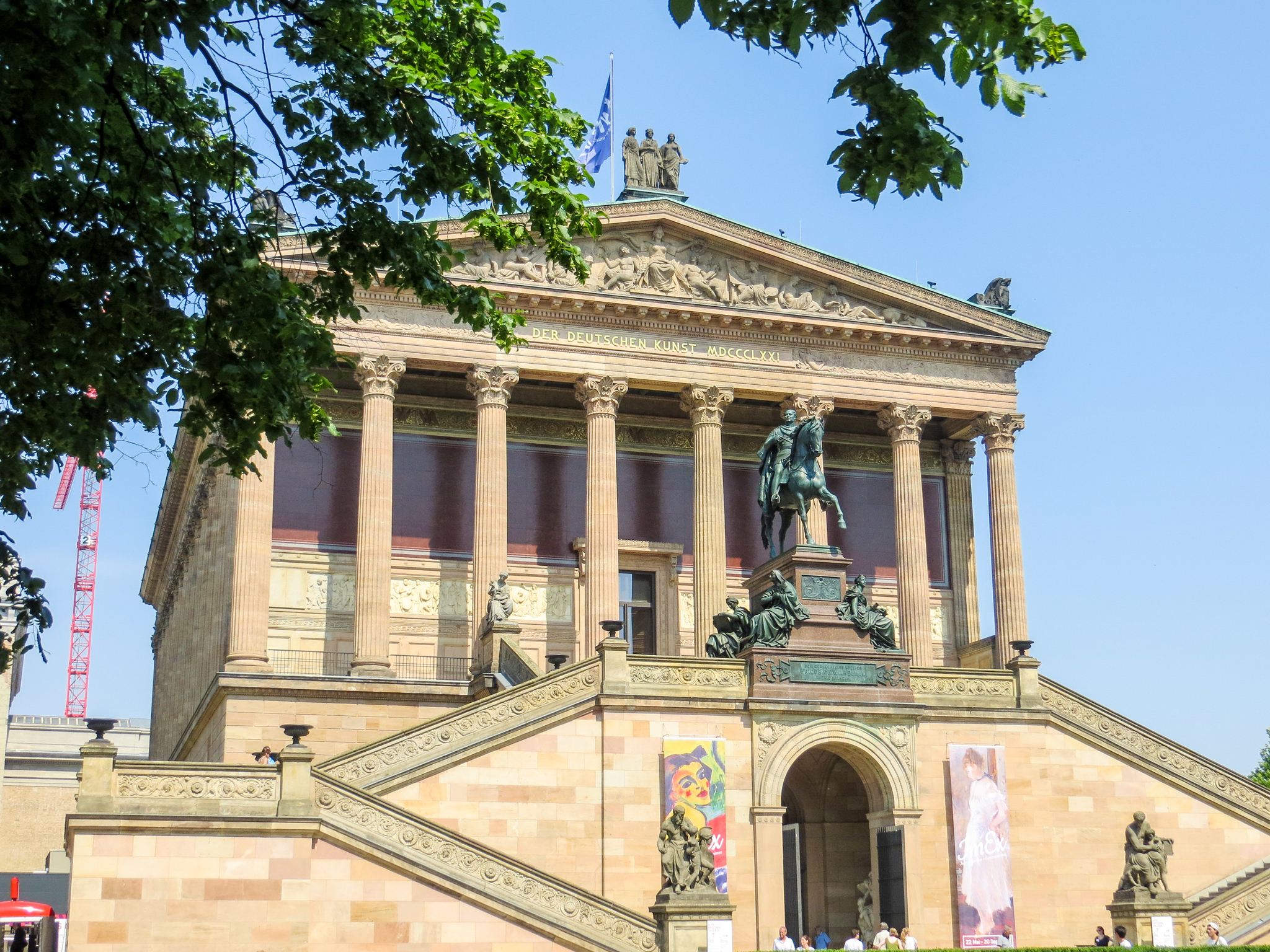 all the great museums is one reason why visit germany